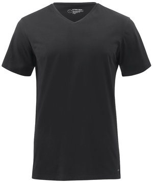 Cutter & Buck Manzanita T-shirt, Black