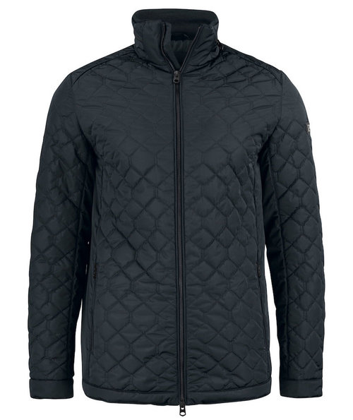 Cutter & Buck Pendleton Jacke, Black