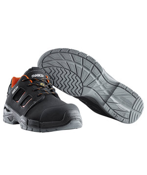 Mascot Diran safety shoes S3, Black