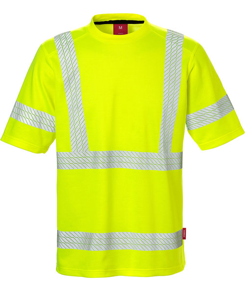 Kansas Safesoft T-Shirt, Hi-Vis Gelb