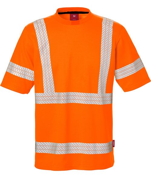 Kansas Safesoft T-Shirt, Hi-Vis Orange