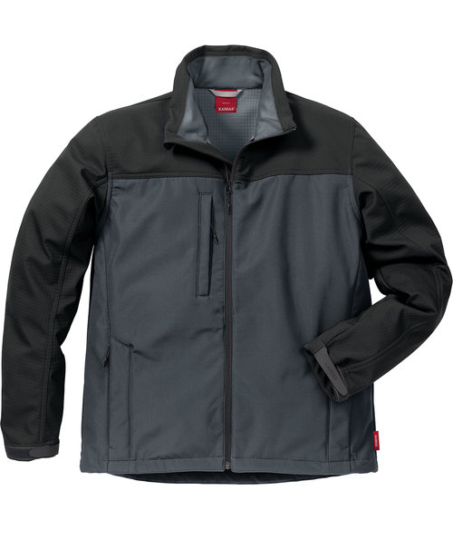 Kansas Icon softshell jacket, Grey/Black