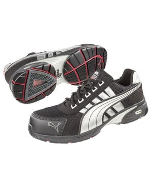 Puma Speed safety shoes S1P, Black