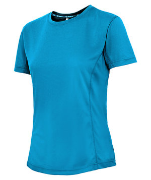 IK Performance Damen T-Shirt, Turquoise