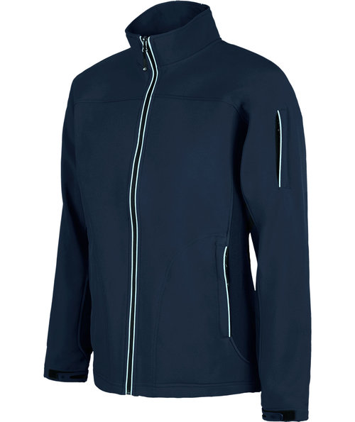 IK Hunt softshelljakke unisex, Navy