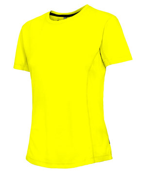 IK Performance dame T-shirt, Yellow