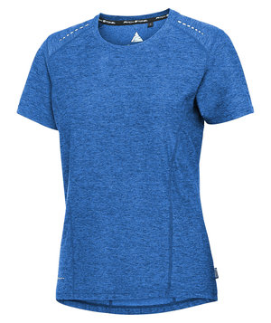 Pitch Stone women's T-shirt, Azure Melange