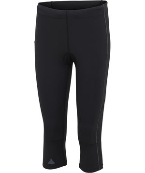 Pitch Stone 3/4 kompression tights, Sort