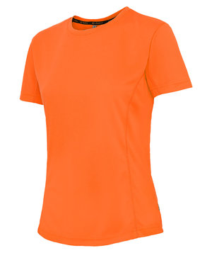 IK Performance Damen T-Shirt, Orange