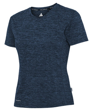 Pitch Stone Cate dame T-shirt , Navy melange