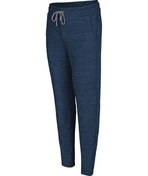 Pitch Stone Power pants unisex, Navy Melange