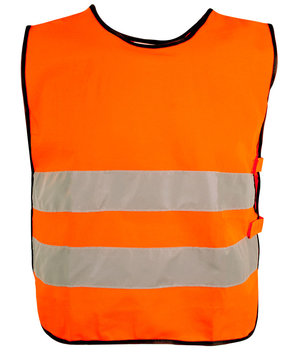 YOU Gøteborg unisex refleksvest, Safety Orange