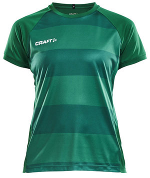 Craft Squad Graphic dame T-shirt, Team Green
