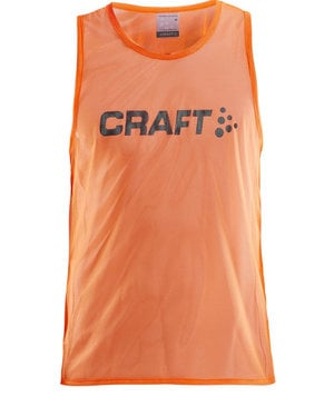 Craft Pro Control cover vest for kids, Flourange Orange