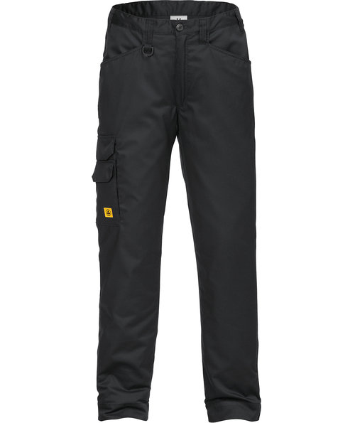 Fristads ESD work trousers, Black