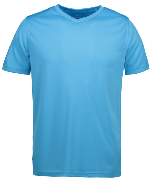 ID Yes Active T-shirt, Cyan