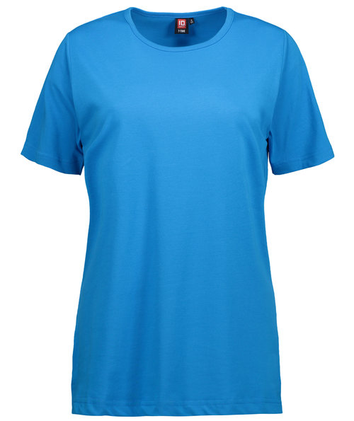 ID T-Time women's T-shirt, Turquoise
