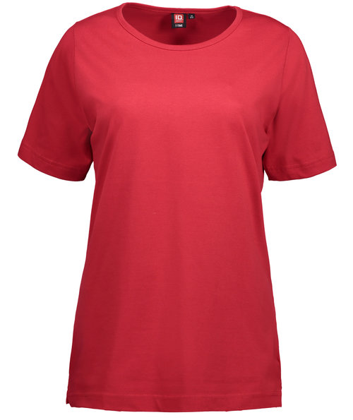 ID T-Time women's T-shirt, Red