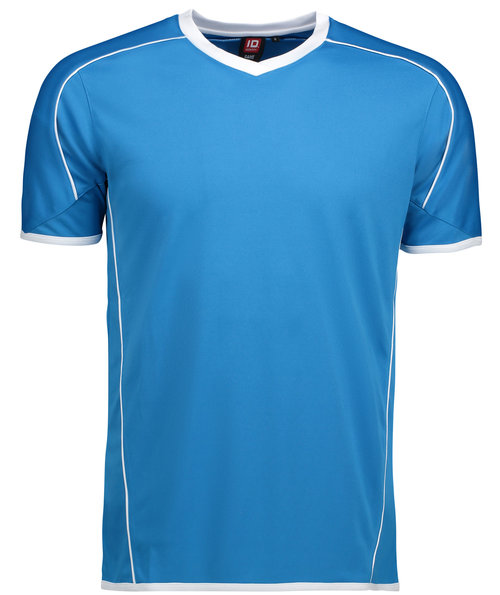 ID Team Sport T-shirt, Turkis
