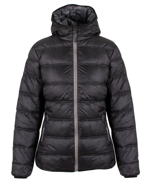 YOU Sierra Nevada Damen Jacke, Schwarz