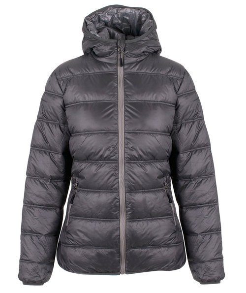 YOU Sierra Nevada Damen Jacke, Carbon