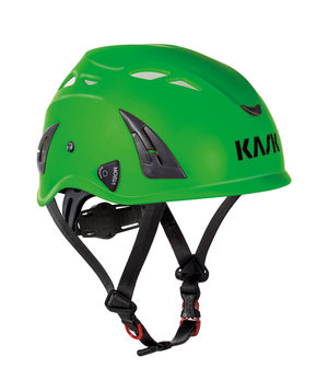 Kask plasma AQ safety helmet, Green