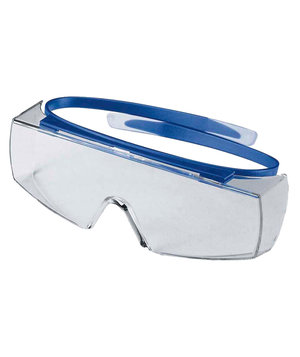 OX-ON Uvex Super OTG safety glasses, Transparent