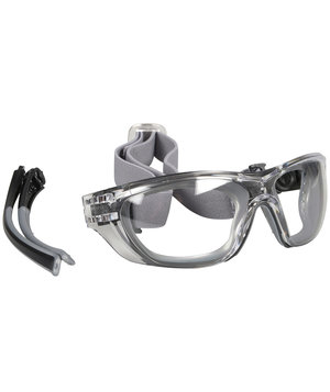 OX-ON Multi supreme clear Schutzbrille, Transparent