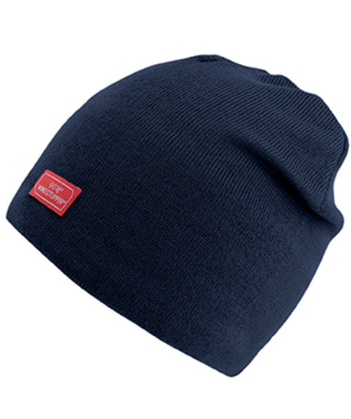 Atlantis Chill Windstopper beanie, Navy