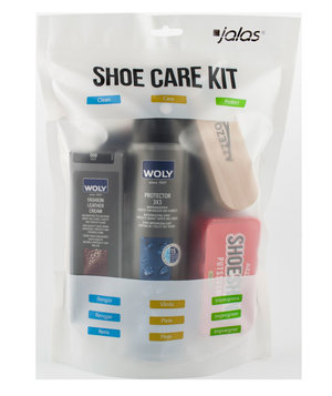 Jalas 8030 shoe care kit, Neutral