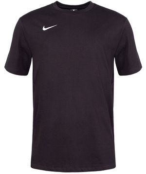 Nike Team Club 19 T-skjorte, Svart
