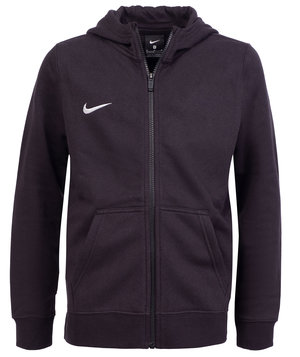 Nike Team Club cardigan for barn, Svart