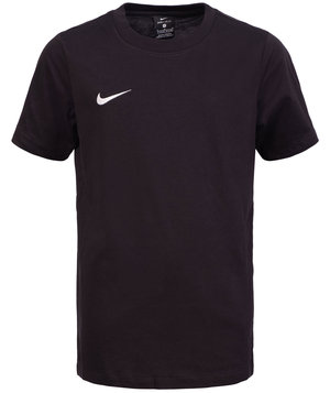 Nike Team Club 19 T-shirt til børn, Sort