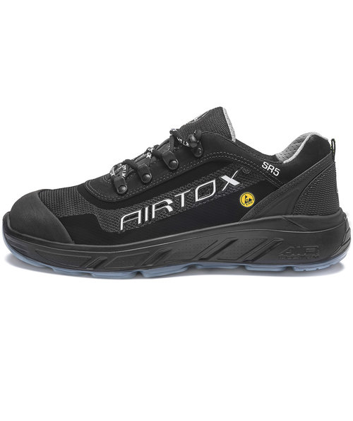 Airtox SR5 safety shoes S1P, Black