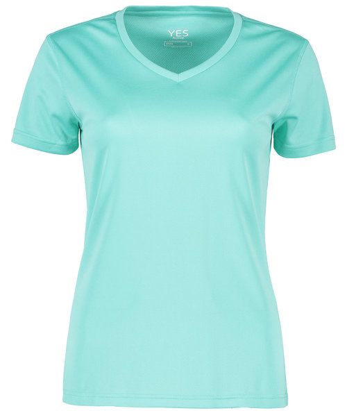ID Yes Active T-shirt dam, Mint