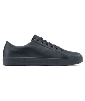 Shoes For Crews Old School Low-Rider IV arbejdssko, Sort