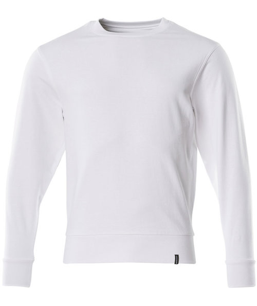 Mascot Crossover Sustainable sweatshirt, White