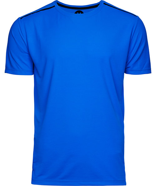 Tee Jays Luxury sports T-shirt, Elektrisk Blå