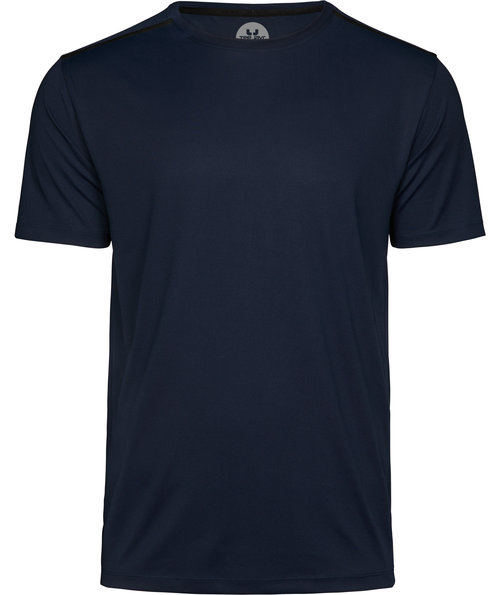 Tee Jays Luxury sports T-shirt, Navy