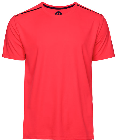 Tee Jays Luxury sports T-shirt, Röd