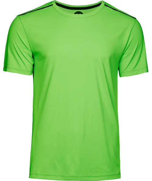 Tee Jays Luxury sports T-shirt, Shock Grön