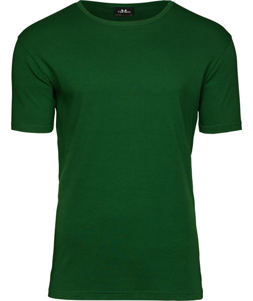 Tee Jays Interlock T-shirt, Skovgrøn