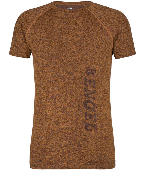 FE Engel X-treme T-shirt, Orange Melange