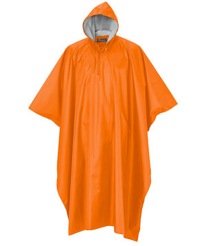 Pinewood Rainfall poncho, Orange