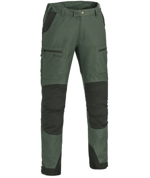 Pinewood Caribou hunting- and outdoor trousers for kids, Moss