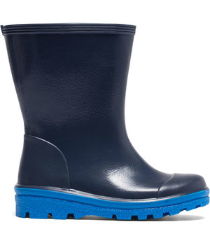 Ocean 250 Lupetto rubber boots for kids, Blue