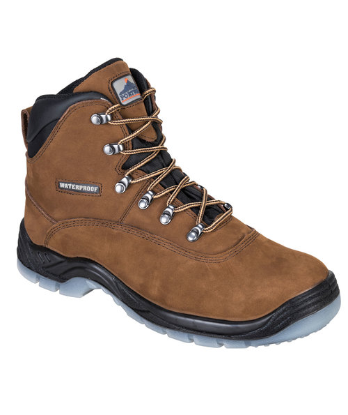 Portwest Steelite All Weather Sicherheitsstiefeletten S3, Braun