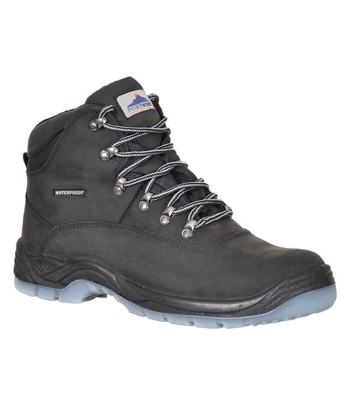 Portwest Steelite All Weather Sicherheitsstiefeletten S3, Schwarz