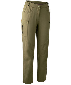 Deerhunter Rose women's trousers, Beech Green