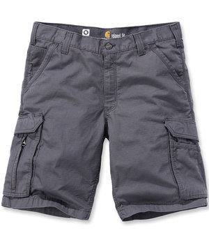 Carhartt Force Tappen Cargo shorts, 100% bomull, Shadow